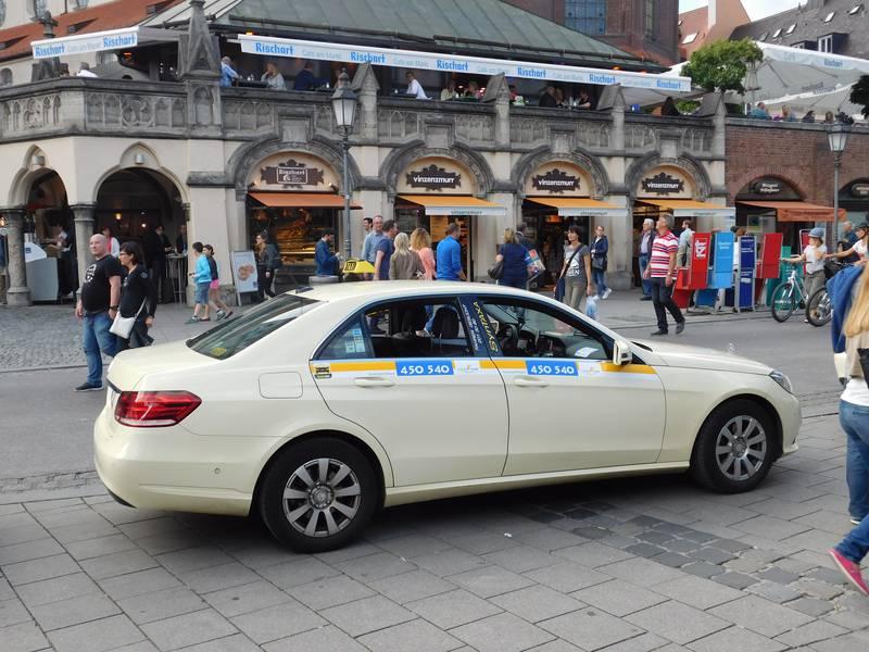 taxi führerschein verlängerung